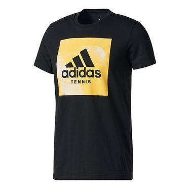 adidas Tennis Tee - Black