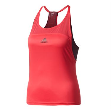 adidas US Series Tank - Energy Pink