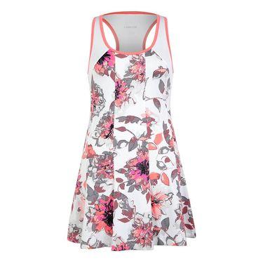Chrissie Ana Printed Racerback Dress - Dahlia