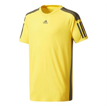 adidas Boys Barricade Crew - Yellow