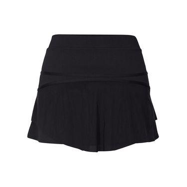 Chrissie Flounce Skirt - Black