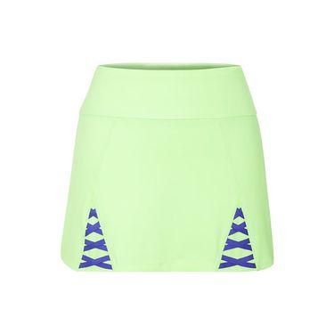 Chrissie Double Slit Skirt - Lemonade