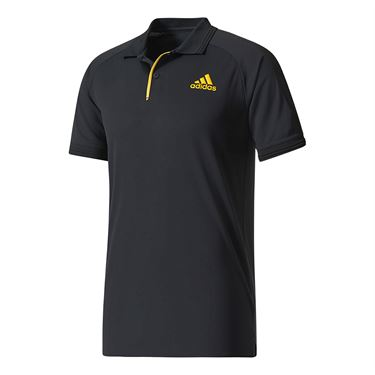adidas Barricade Polo - Black