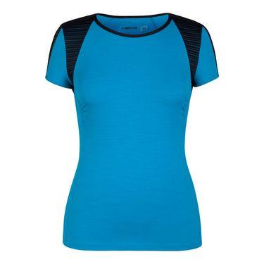 Chrissie Short Sleeve Top - Belaire