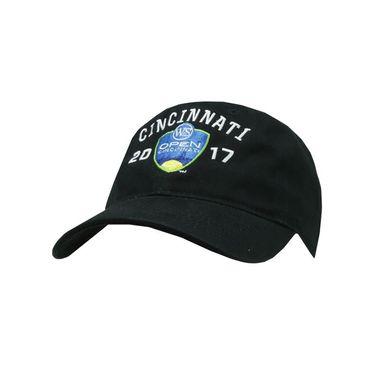 W&S Open 2017 Logo Hat - Black
