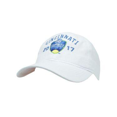 W&S Open 2017 Logo Hat - White