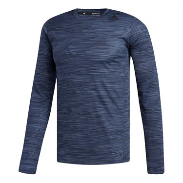 adidas Ultimate Tech Long Sleeve - Collegiate Navy