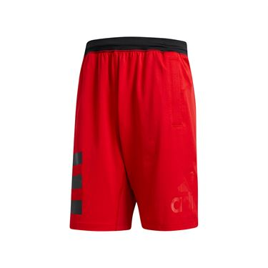 adidas Hype Icon KT Short - Scarlet/Black