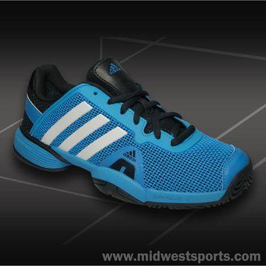 adidas Barricade 8 Junior Tennis Shoes