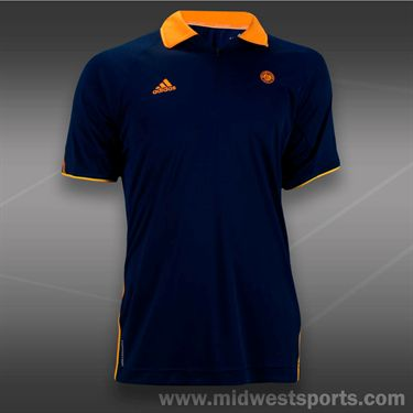 adidas Boys Roland Garros Polo-Night Blue