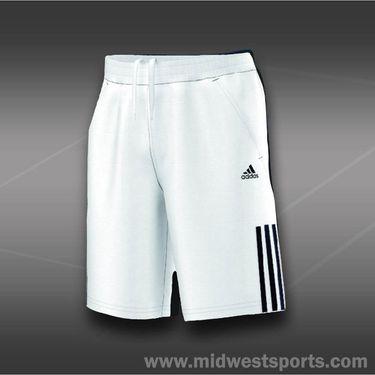 adidas Boys Response ClimaLite Bermuda Short-White