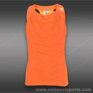 adidas Girls adiZero Tank-Glow Orange