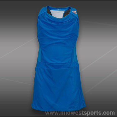 adidas Girls adiZero Dress-Solar Blue