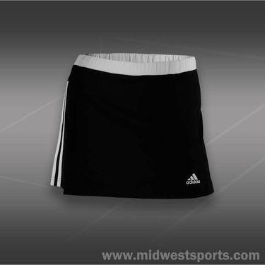 adidas Girls Response Skirt-Black