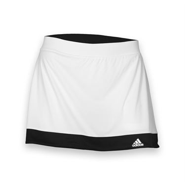 adidas Galaxy Skirt-White