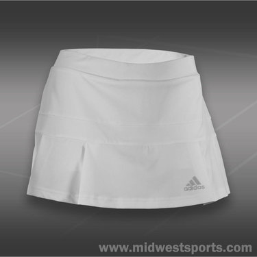 adidas all premium Skirt-White
