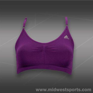adidas adipure Seamless Bra-Tribe Purple