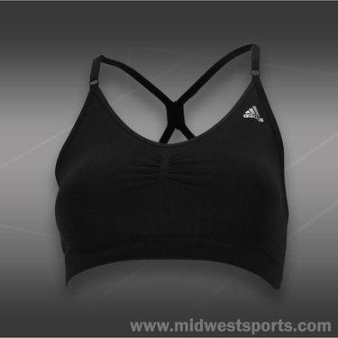 adidas Seamless Bra-Black
