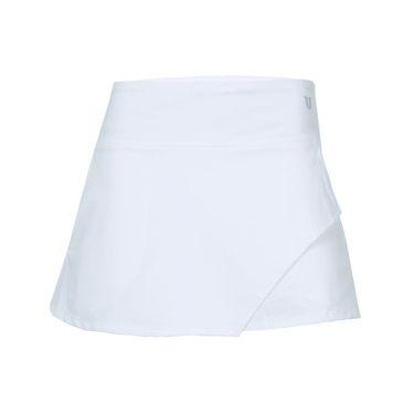 Eleven Needlepoint Fly Skirt - White