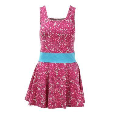 Eleven Dahlia Front Runner Dress - Print