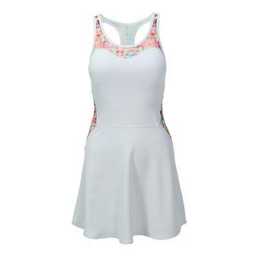 Tonic Solstice Dress - White/Pixel