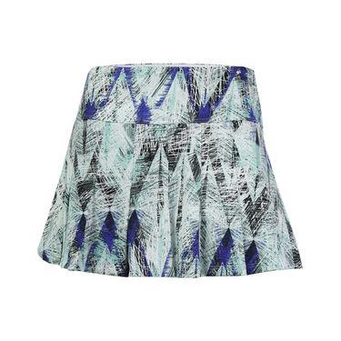 Eleven Diamond 13 Inch Flutter Skirt - Diamond Print