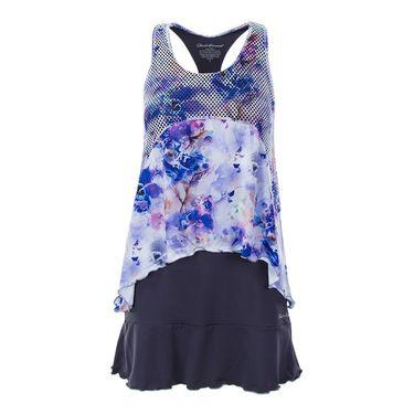 Denise Cronwall Mystical Tennis Dress - Violet