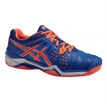 Asics Gel Resolution 6 Clay Mens Tennis Shoes