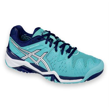 Asics Gel Resolution 6 Womens Tennis Shoe