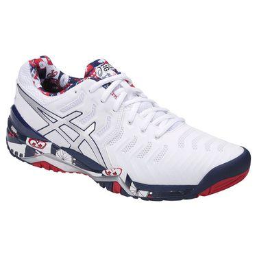 Asics Gel Resolution 7 Limited Edition London Mens Tennis Shoe