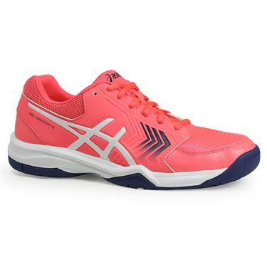 Asics Gel Dedicate 5 Womens Tennis Shoe - Diva Pink/White/Indigo Blue