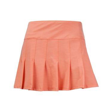 Eleven Epiphany 13 Inch Flutter Skirt - Tangerine