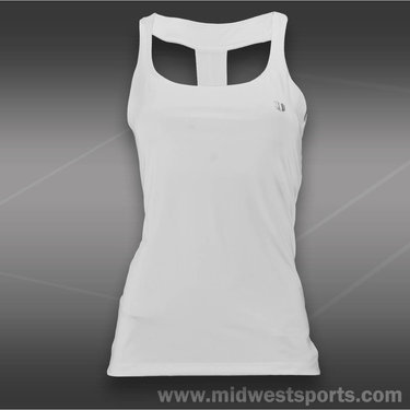 Eleven Hail Mary Strap Tank-White