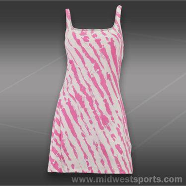 Eleven Approach Shot Dress-Tie Dye Orchid