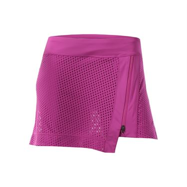 Inphorm Zip Skirt - Wild Berry