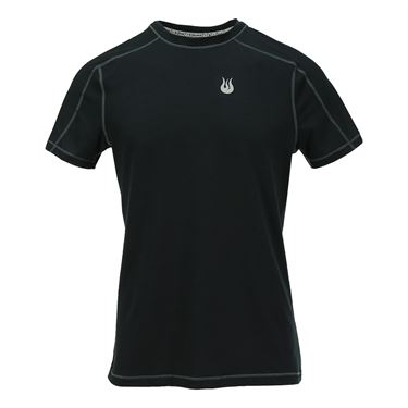 Solfire Tech Tee - Anthracite