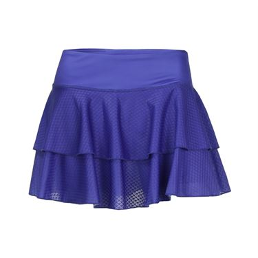 Solfire Bloom Peak 12.5 Inch Skirt - Moroccan Blue