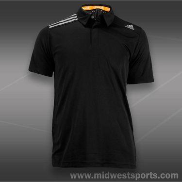 adidas Clima Chill Polo-Black