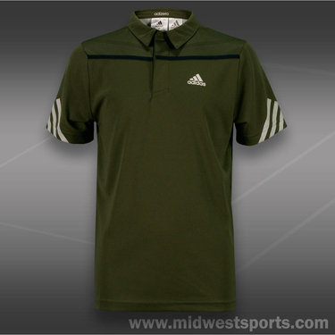 adidas Boys adizero Polo-Earthgreen