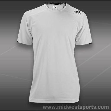 adidas all Premium Clima Chill Crew-White