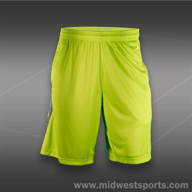 adidas Ultimate 10 Inch Short-Solar Slime