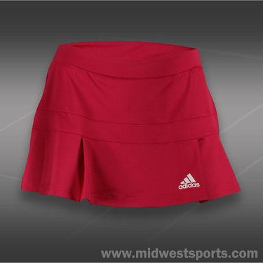 adidas all premium Skirt-Vivid Berry