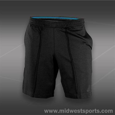 adidas Barricade Short -Dark Grey Heather, F96507