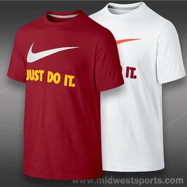 Nike Boys JDI Swoosh Tee