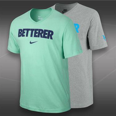 Nike RF Betterer V Neck T-Shirt