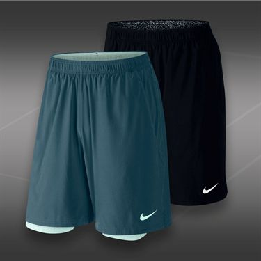 Nike Glad 2-In-1 9 inch Printed Short