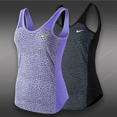 Nike Graphic Burnout Tank