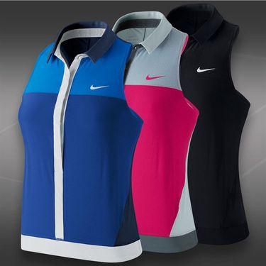 Nike Premier Sleeveless Polo