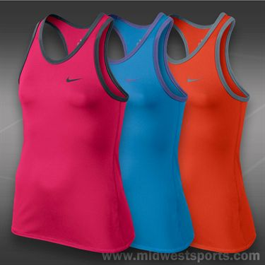 Nike Girls Advantage Power Tank