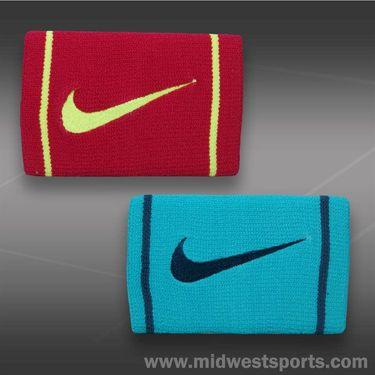 Nike Dri-Fit Doublewide Wristbands